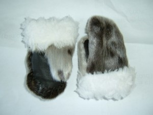 Ring seal mitts